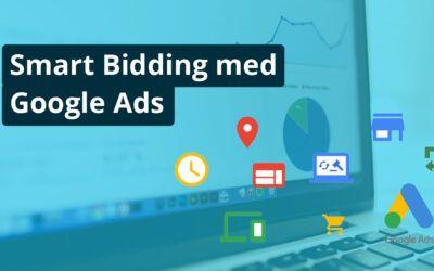 Smart Bidding med Google Ads - Online Markedsføring - The Online Gurus