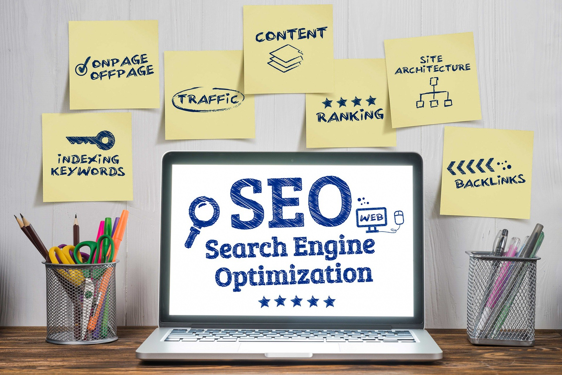 Online Markedsføring - The Online Gurus - SEO