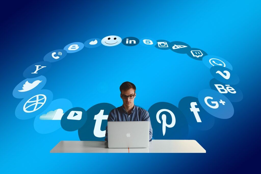 Lokal markedsføring handler om at være til stede online, blandt andet på Google.