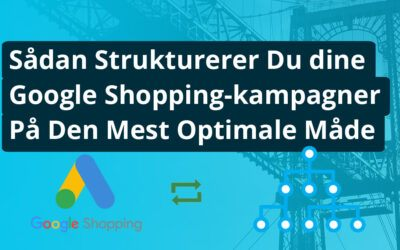 Google Shopping Kampagnestruktur